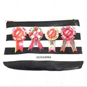 🎁 FREE W/40$ PURCHASE -Sephora Small Makeup Pouch